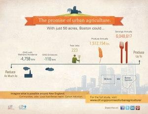 CLF on Urban Farming in Bosotn